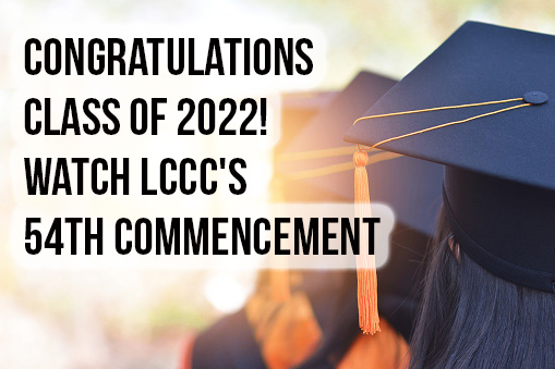The College is offering Live Chats with LCCC staff to answer your questions.