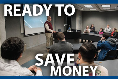 "You might have considered other colleges and asked yourself, ""How in the world can I afford college tuition?"" The good news is that LCCC offers a quality education that is also affordable. With tuition that is 50-75% lower than other schools in the area, LCCC is the smart choice for your wallet and your future."